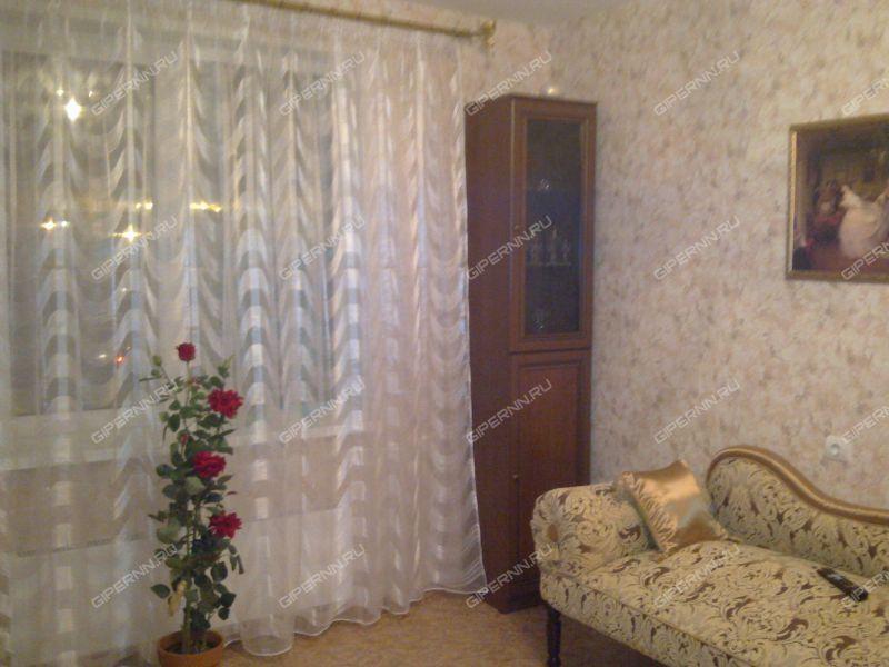 однокомнатная квартира на улице Спутника дом 30