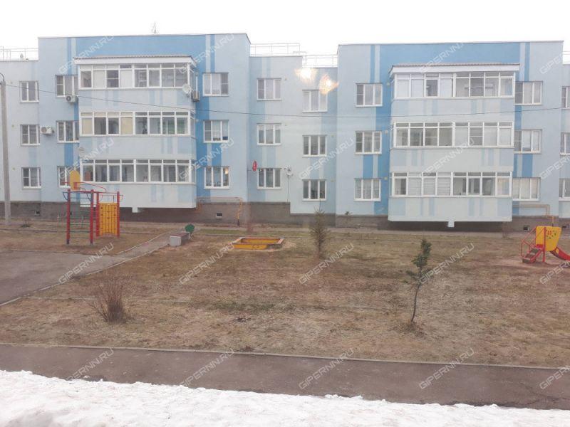 однокомнатная квартира на улице Богородская дом 10 посёлок Новинки