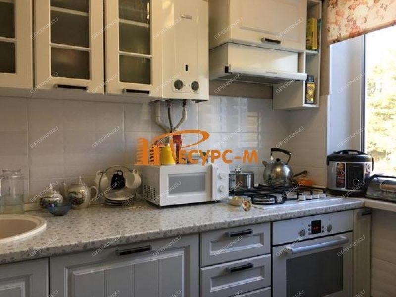 однокомнатная квартира в микрорайоне Жуковского дом 2 город Выкса