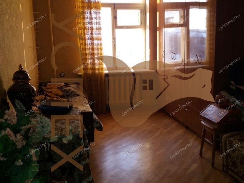комната в доме 28 на проспекте Молодёжный
