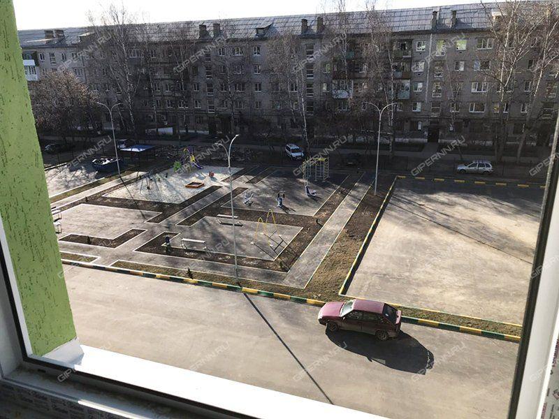 однокомнатная квартира на улице Чапаева дом 6 город Балахна