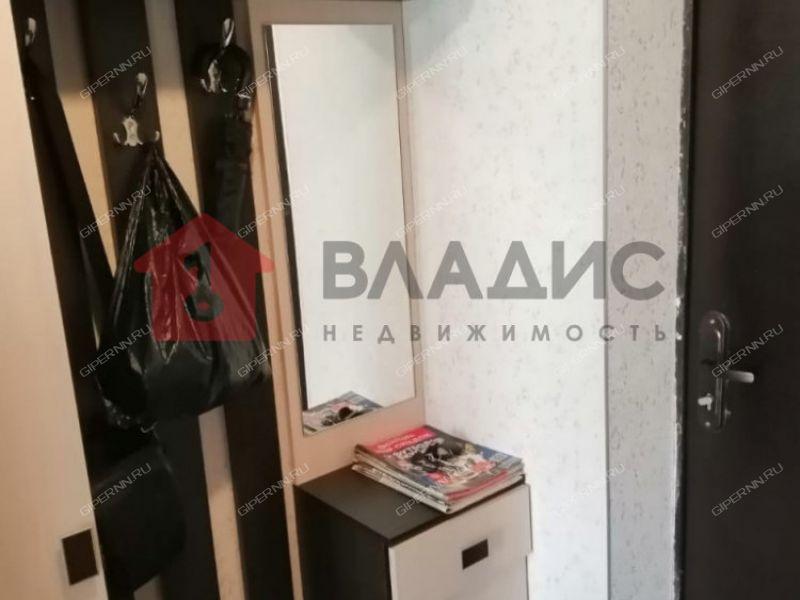 однокомнатная квартира в Инженерном проезде дом 7 город Нижний Новгород
