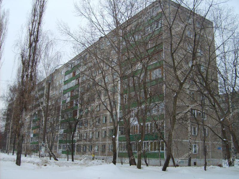 двухкомнатная квартира на улице Ефремова дом 17