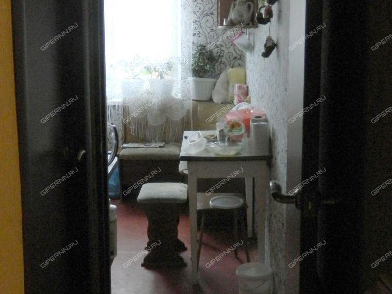 трёхкомнатная квартира на улице Пушкина посёлок Кудьма