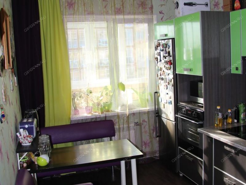 двухкомнатная квартира на улице Академическая дом 5 деревня Афонино