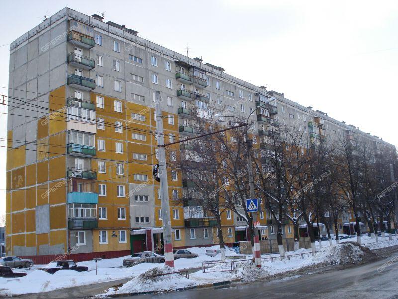 трёхкомнатная квартира на Комсомольской улице дом 13