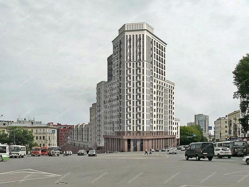 двухкомнатная квартира на площади Свободы дом 7