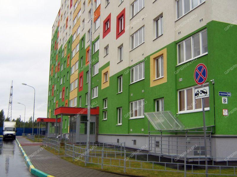 Бурнаковская улица, 105 фото