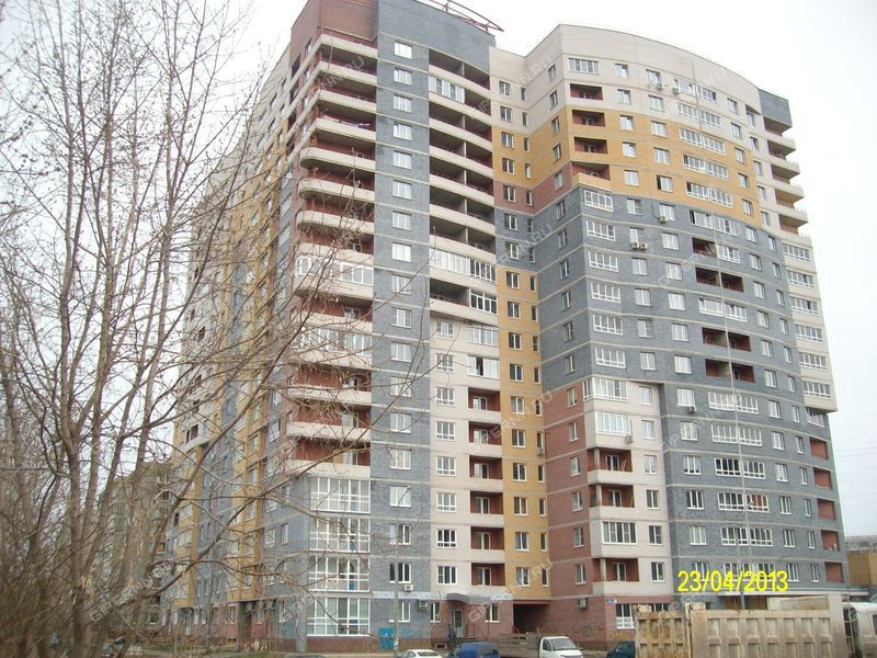 четырёхкомнатная квартира на Тонкинской улице дом 14а
