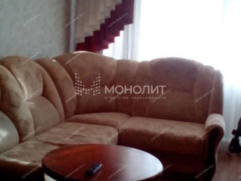 трёхкомнатная квартира на улице Генерала Штеменко дом 9