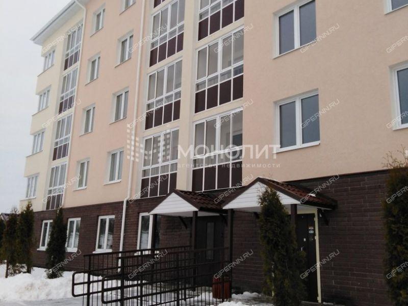 однокомнатная квартира на улице 2-я Дорожная дом 9 посёлок Новинки