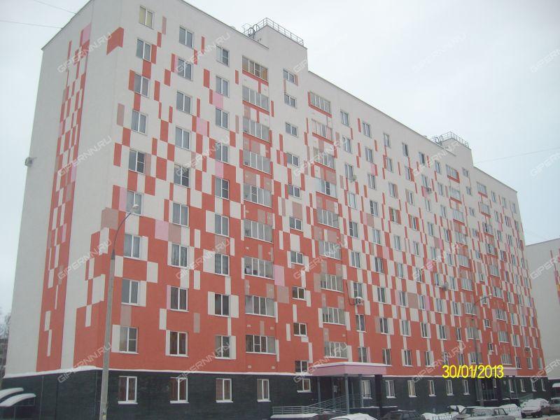 однокомнатная квартира на улице Спутника дом 26