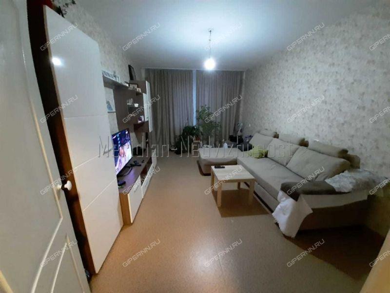 однокомнатная квартира на улице Бурнаковская дом 83