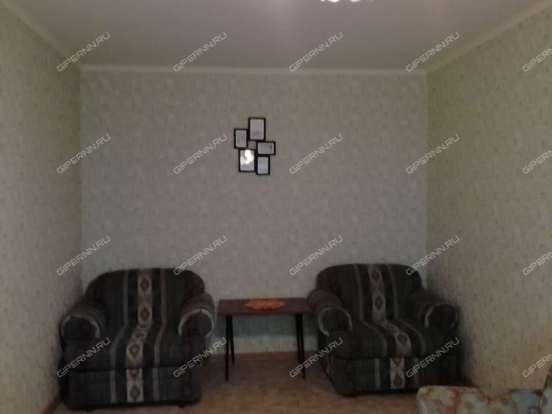 двухкомнатная квартира на улице Маршала Голованова дом 35