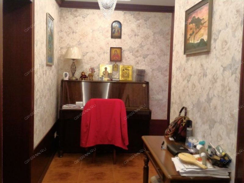 трёхкомнатная квартира на улице Тверская дом 20