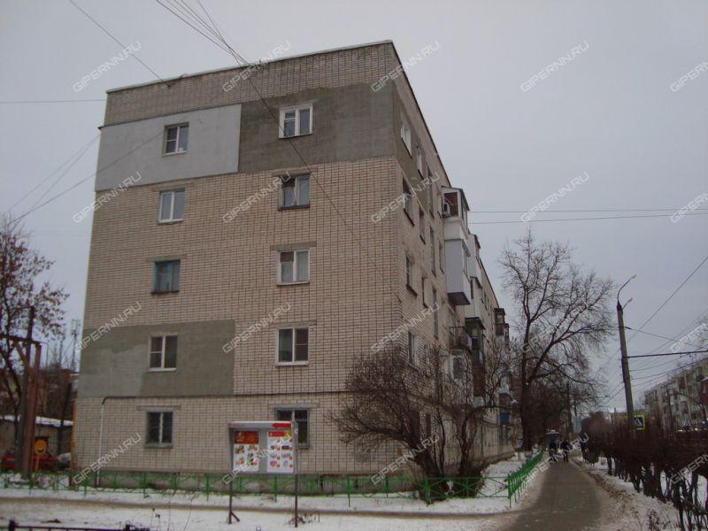 двухкомнатная квартира на Октябрьской улице дом 34 город Дзержинск