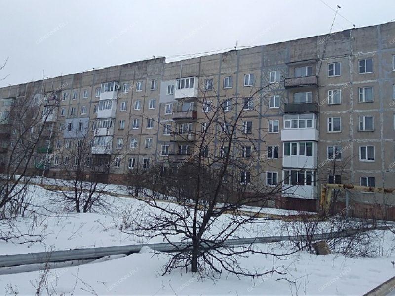 однокомнатная квартира на улице 3-я Северная дом 27 город Павлово