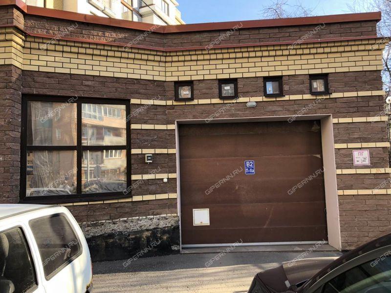 гараж на улице Фрунзе