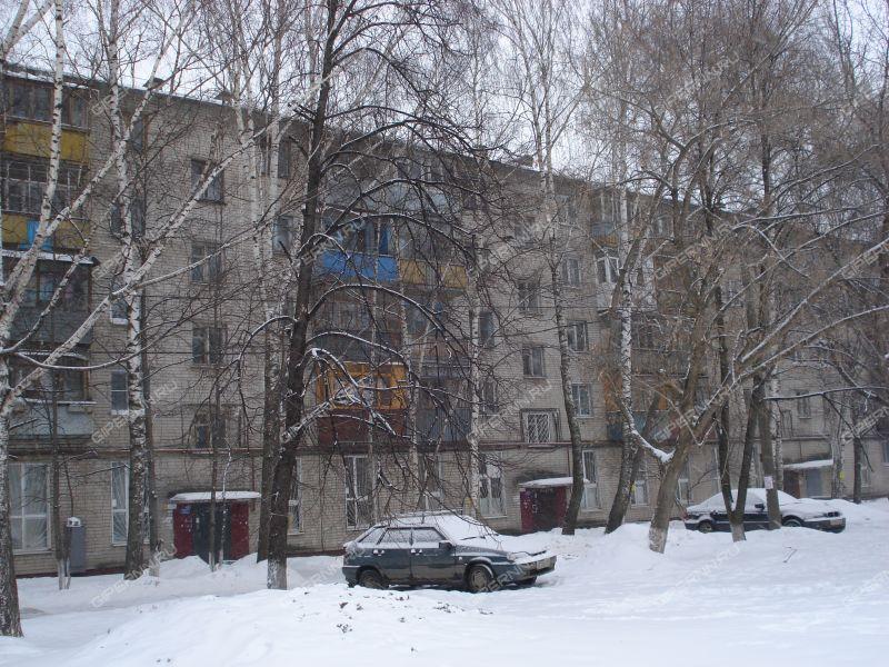 трёхкомнатная квартира на улице Раевского дом 1