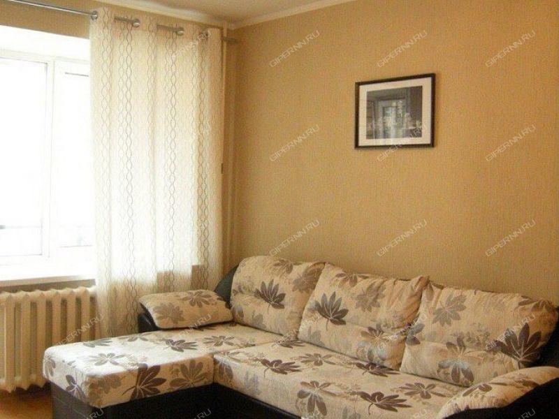двухкомнатная квартира на улице Дружаева дом 15а
