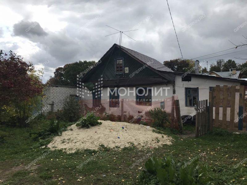 дом на Охотничьей улице