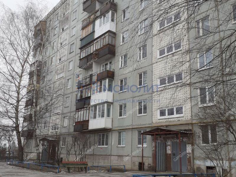 трёхкомнатная квартира на улице Мокроусова дом 23
