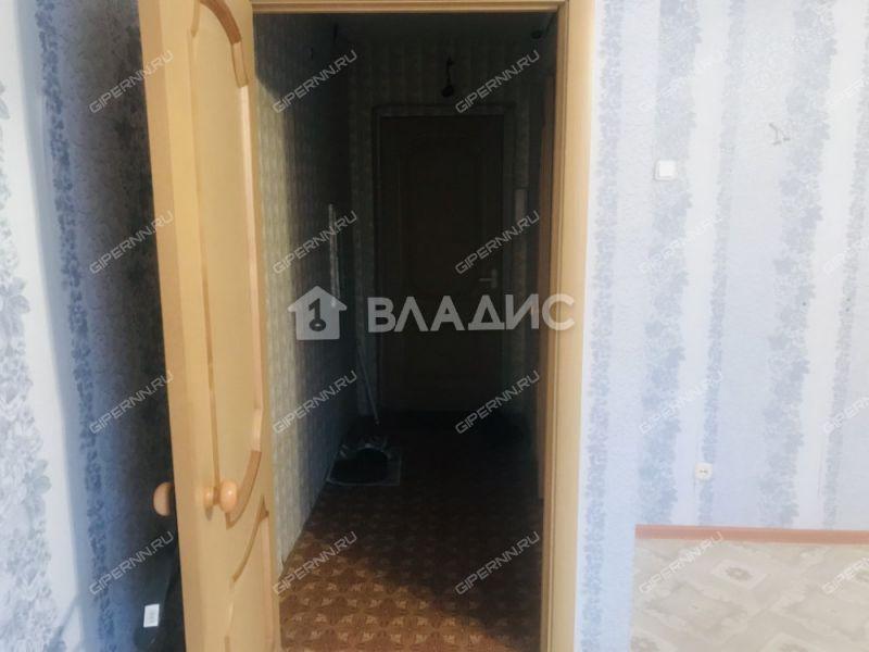 однокомнатная квартира на улице Гороховецкая дом 38