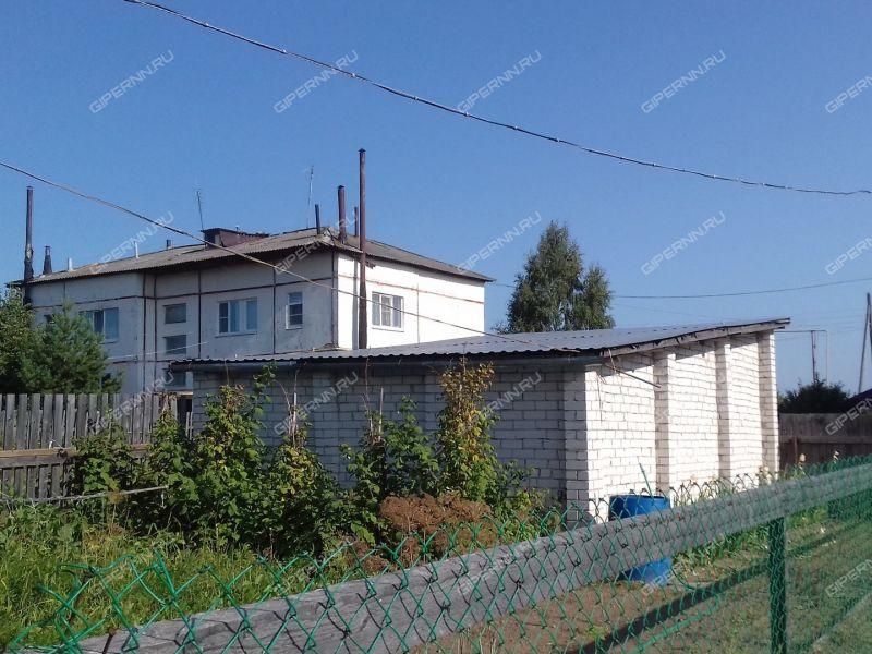 трёхкомнатная квартира на Победы улица дом 2 деревня Большие Мосты