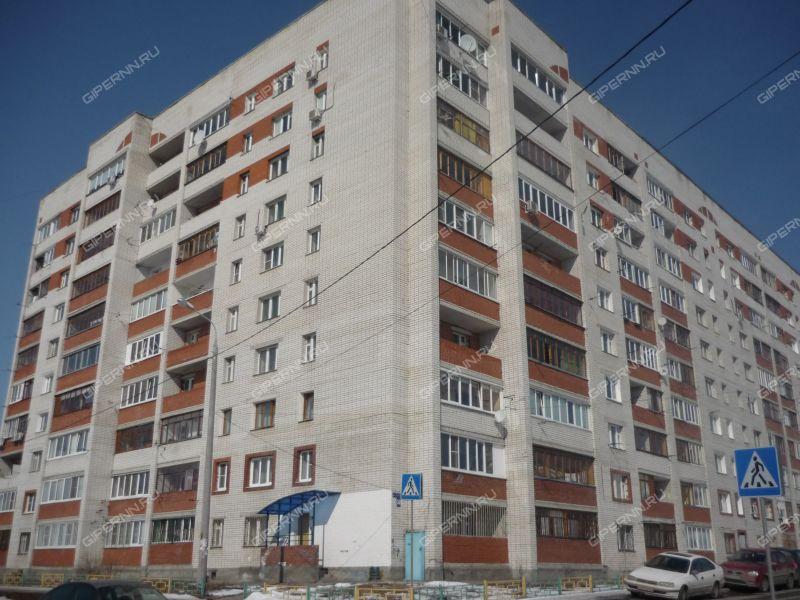 однокомнатная квартира на Народной улице дом 30