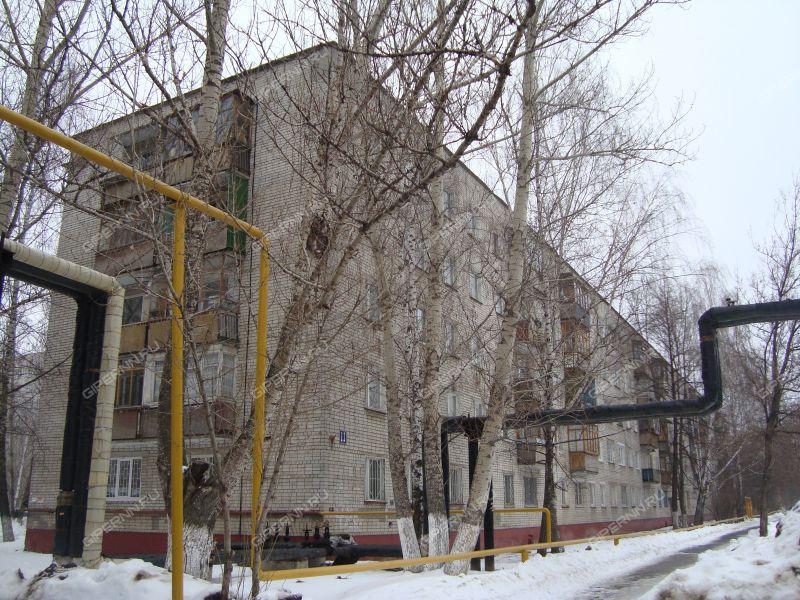 однокомнатная квартира на Газовской улице дом 11