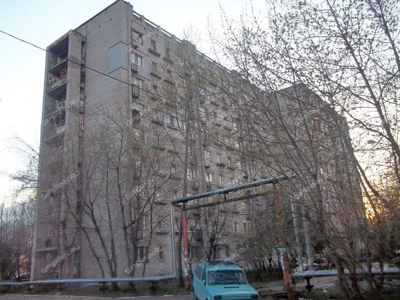 однокомнатная квартира на улице Запрудная дом 2