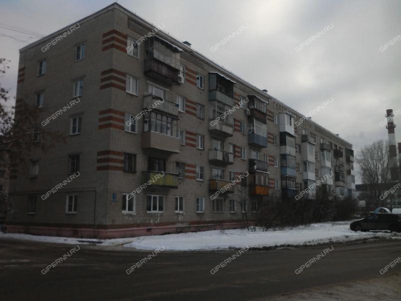 улица Чугунова, 6 фото