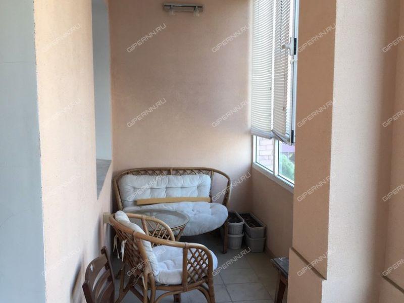 трёхкомнатная квартира на Горной улице дом 11 к3