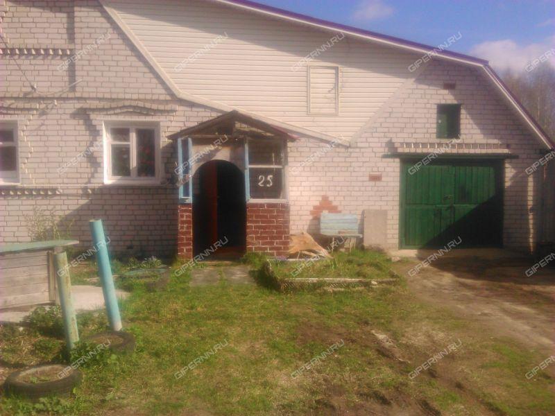 дом на 3-я улица деревня Горелово