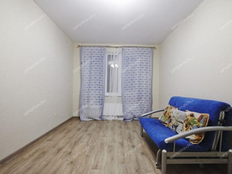 двухкомнатная квартира на Окской улице дом 1