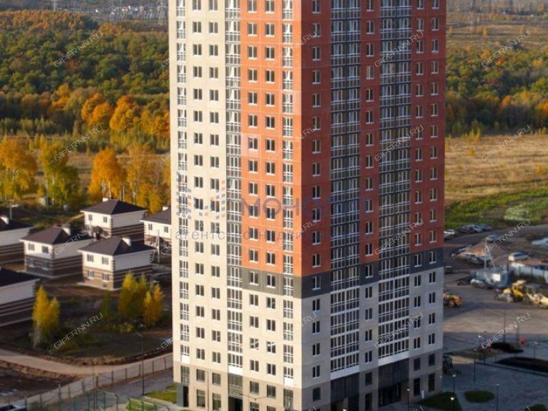 двухкомнатная квартира в новостройке на русская, 3 деревня Афонино