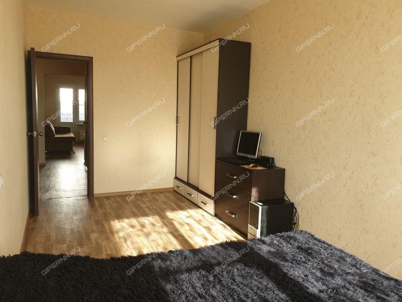 двухкомнатная квартира на улице Полевая дом 58 деревня Кусаковка