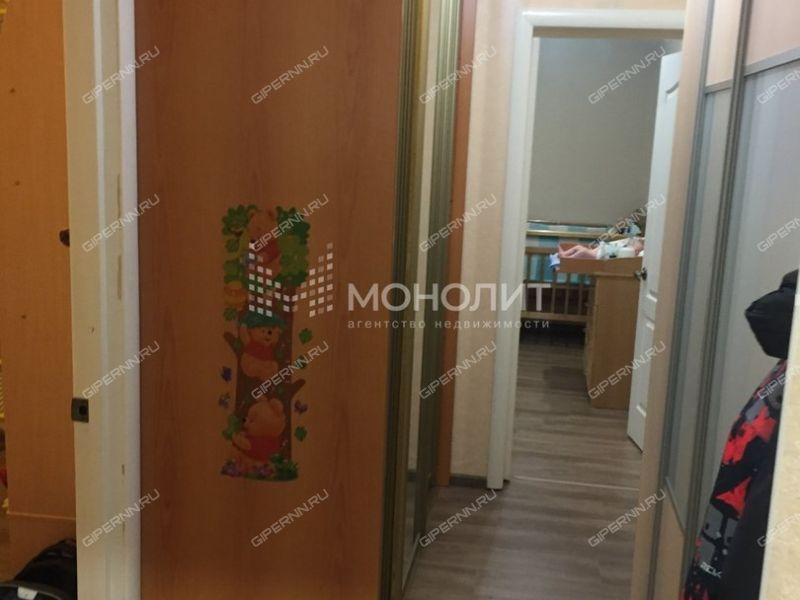 двухкомнатная квартира на улице 40 лет Победы дом 20