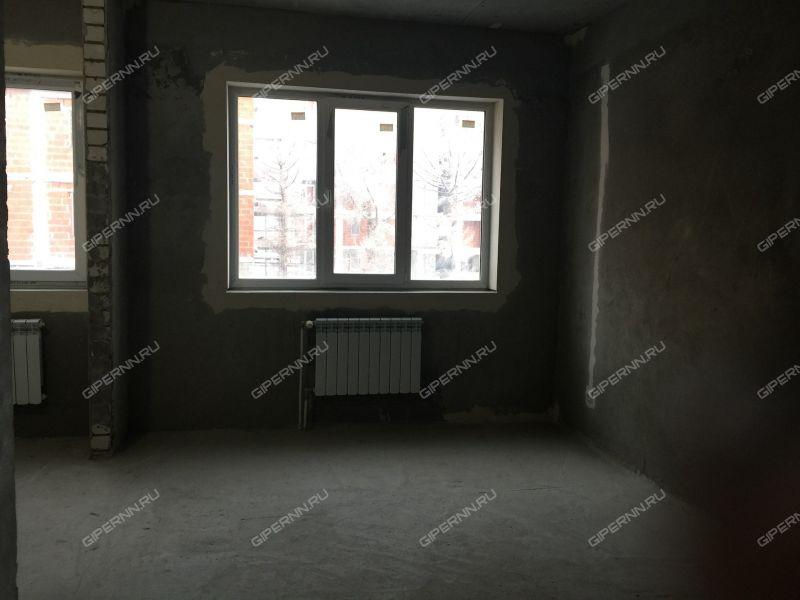 двухкомнатная квартира на улице Тверская дом 3