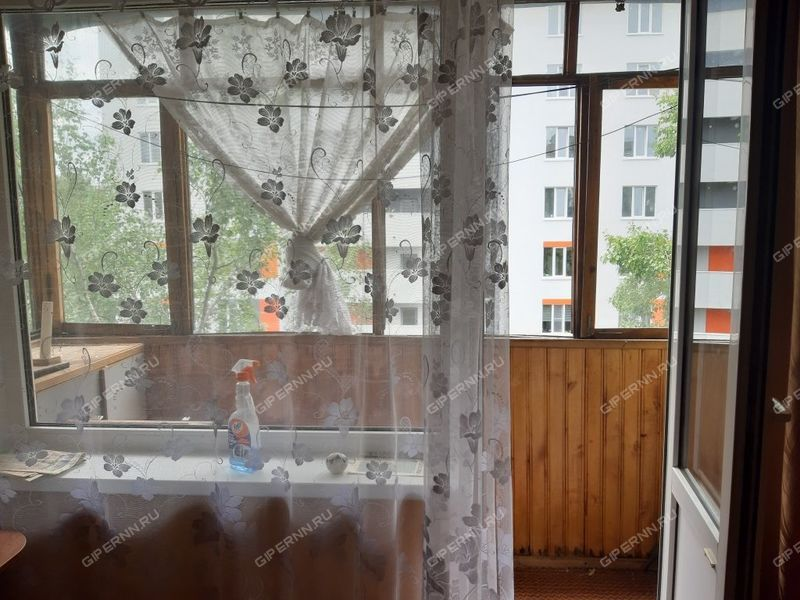однокомнатная квартира на улице Даргомыжского дом 6