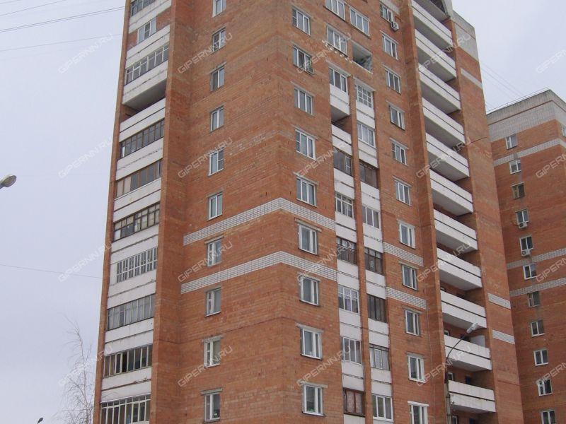 однокомнатная квартира на улице Сергея Акимова дом 34
