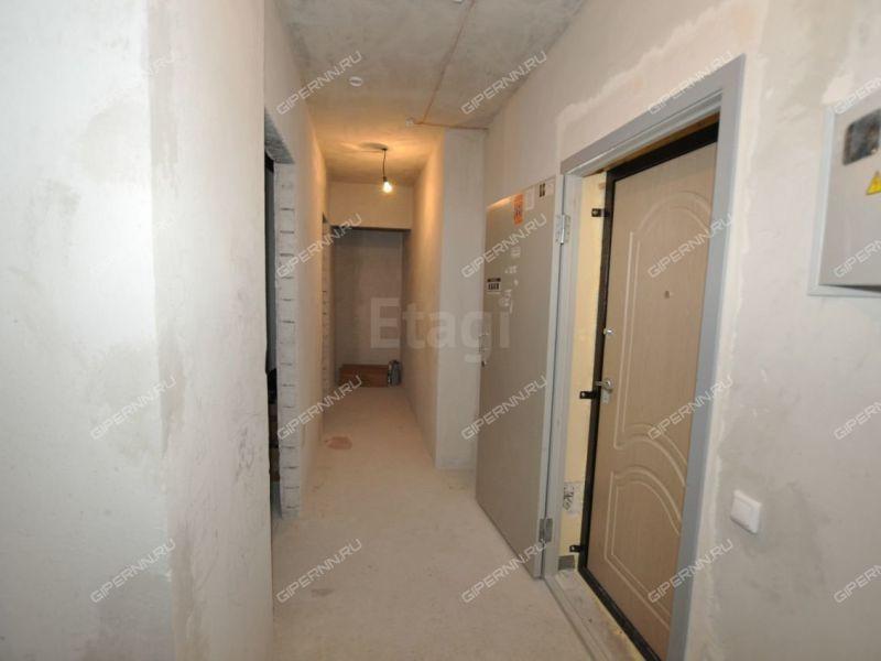 двухкомнатная квартира на улице Красная Поляна дом 4 деревня Афонино