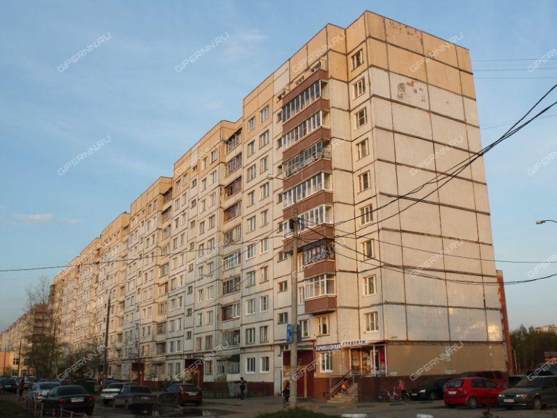 трёхкомнатная квартира на улице Львовская дом 2