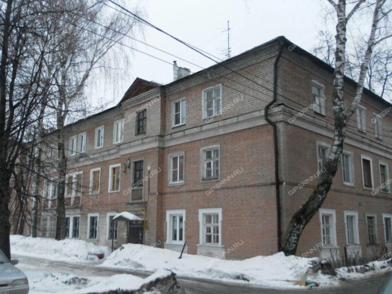 комната в доме 9 на улице Дежнёва
