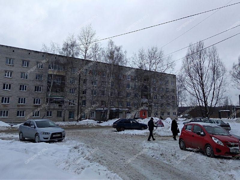однокомнатная квартира на улице Туркова дом 1 город Богородск