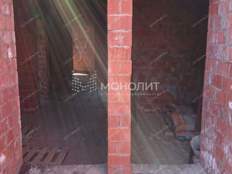 коттедж на Центральная улица деревня Бурцево