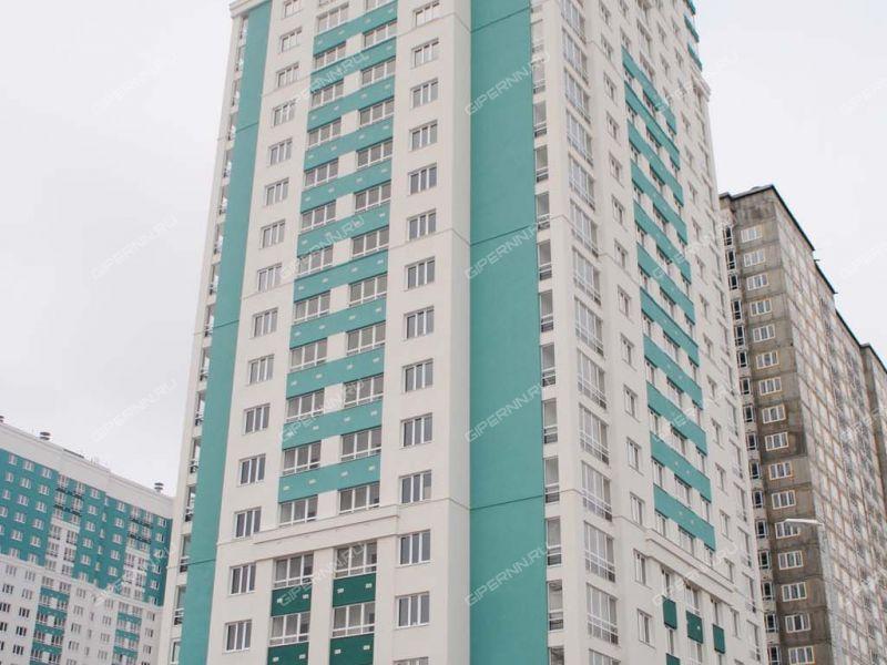 однокомнатная квартира на улице Левобережная дом 1