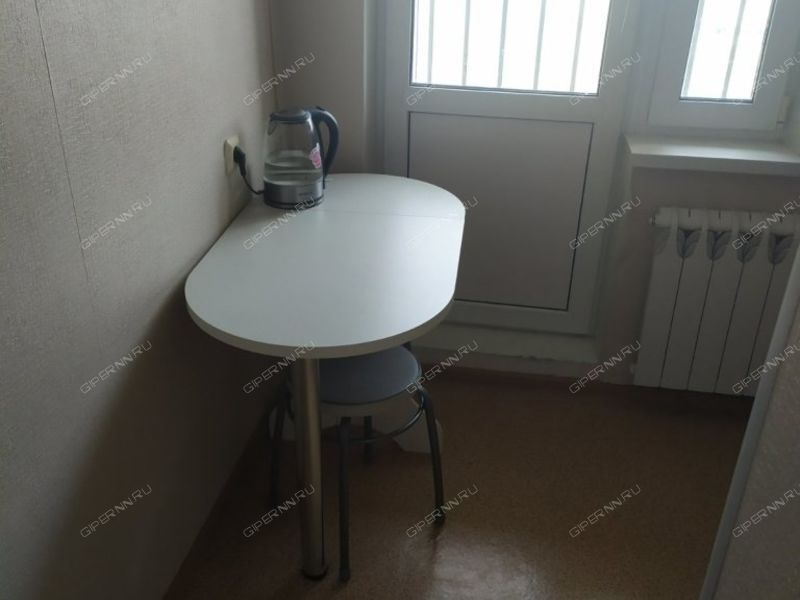 однокомнатная квартира на улице Янки Купалы дом 28 к1