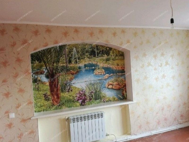 двухкомнатная квартира на улице Красноармейская дом 1 рабочий посёлок Воскресенское