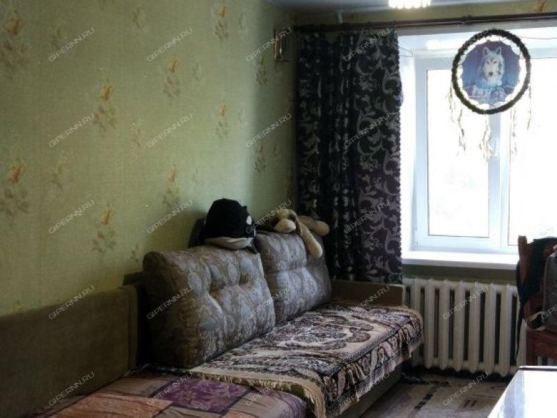 двухкомнатная квартира на Коммунистической улице город Бор